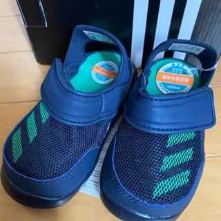 adidas - 新品、箱付き★アディダス ベビーサンダル 14cm
