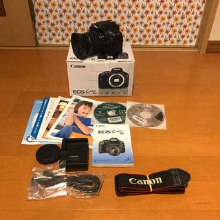 Canon - Canon EOS kiss x4 レンズ付きです。