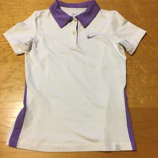 ナイキ(NIKE)のNIKE ポロシャツ レディース(ポロシャツ)