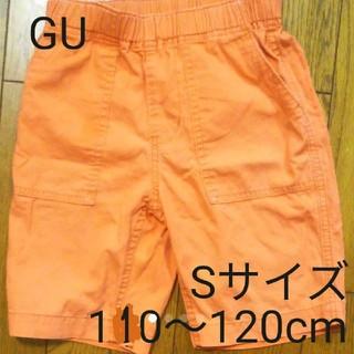 GU - GU ハーフパンツ S