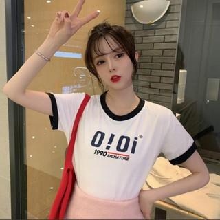 ZARA - 韓国ファッション トレンド 人気のTシャツ OiOi ゆったりサイズ 即日発送