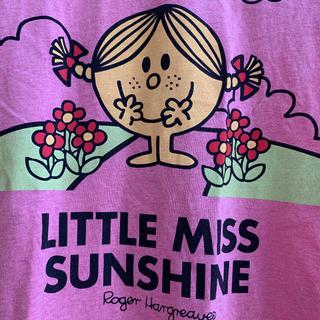 UNIQLO - ユニクロ LITTLE  MISS  SUNSHINE  Tシャツ