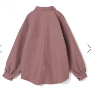 グレイル(GRL)の新品タグ付き シャツジャケット(その他)