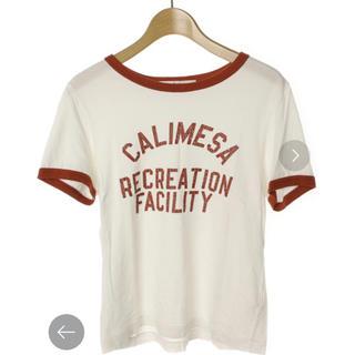 アナザーエディション(ANOTHER EDITION)のAnotherEdition 半袖 Tシャツ(Tシャツ(半袖/袖なし))
