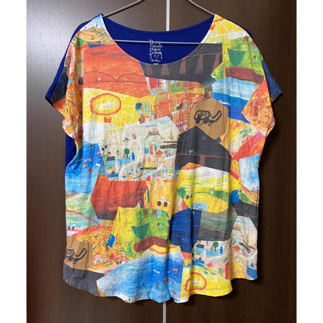 Design Tshirts Store graniph(グラニフ)の美品 グラニフ Tシャツ レディースのトップス(Tシャツ(半袖/袖なし))の商品写真