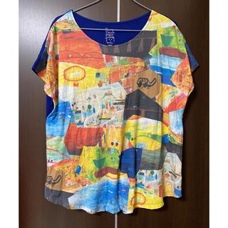 Design Tshirts Store graniph - 美品 グラニフ Tシャツ