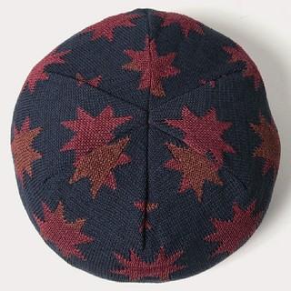 ヴィヴィアンウエストウッド(Vivienne Westwood)の2020SS最安✴️グラフィックスターベレー帽NV✴️ヴィヴィアンウエストウッド(ハンチング/ベレー帽)