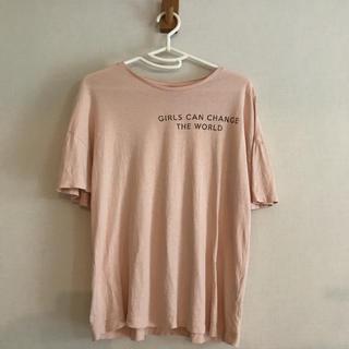 ZARA KIDS - ZARA kids ピンク Tシャツ 140cm