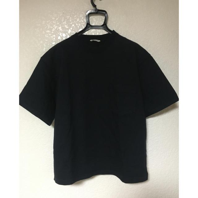 COMOLI(コモリ)のオーラリー  スタンドアップTシャツ コモリ、キャプテンサンシャイン  メンズのトップス(Tシャツ/カットソー(半袖/袖なし))の商品写真