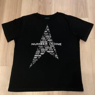 NUMBER (N)INE - ナンバーナイン 非売品Tシャツ【ブラック】
