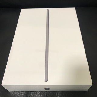 Apple - 新品未開封 iPad 第7世代 Wi-Fiモデル 32GB スペースグレイ