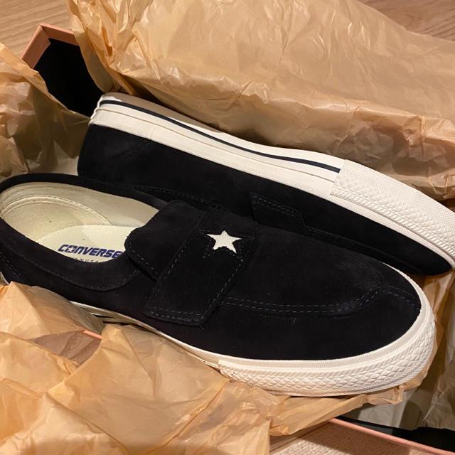【27cm】converse addict one star loafer  メンズの靴/シューズ(スニーカー)の商品写真