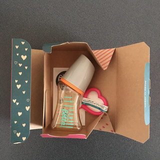 ベッタ(VETTA)の【新品未使用!】Betta 哺乳瓶 80ml プラスチック製(哺乳ビン)