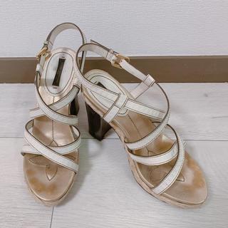LOUIS VUITTON - 本物ルイヴィトン サンダル 靴