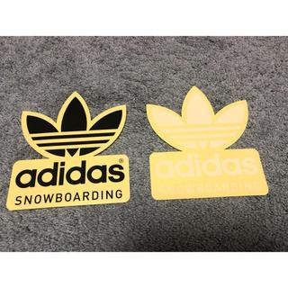 アディダス(adidas)のadidas snowboarding ステッカー(その他)