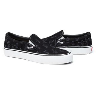 Supreme - 28cm Supreme Vans Hole Punch Denim