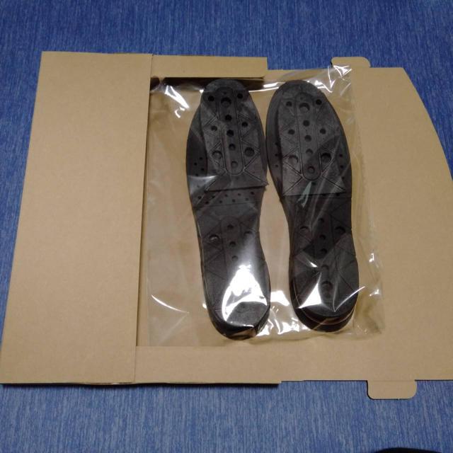 シークレットインソール 3cm+2cm 中敷き 【送料無料】 メンズの靴/シューズ(その他)の商品写真