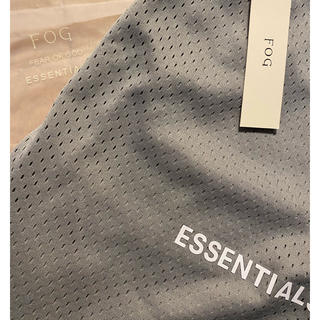 FEAR OF GOD - essential メッシュハーフパンツ