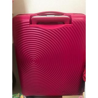 アメリカンツーリスター(American Touristor)のサムソナイト アメリカンツーリスター スーツケース キャリケース ピンク(スーツケース/キャリーバッグ)