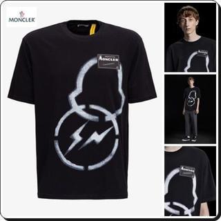MONCLER - MONCLER genius HIROSHI FUJIWARA ロゴ Tシャツ