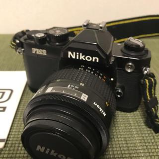ニコン(Nikon)のNikon FM2 説明書付き(フィルムカメラ)