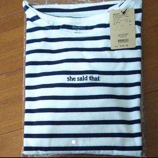 ニコアンド(niko and...)の●値下げ● ニコアンド she said that (Tシャツ(長袖/七分))
