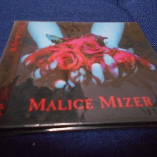 MALICE MIZER / 再会の血と薔薇 [CD]の通販 by ケンタソー's shop ラクマ