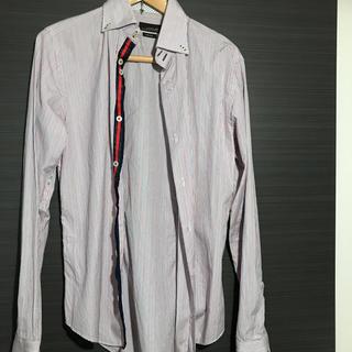 ザラ(ZARA)のシャツ ストライプ(シャツ)