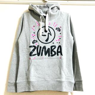 ズンバ(Zumba)の【新品未使用】ZUMBA あたたか裏フリース パーカー(ダンス/バレエ)