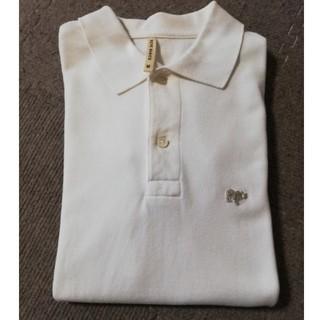 Scye - 美品 scye basics ポロシャツ メンズ scye 白