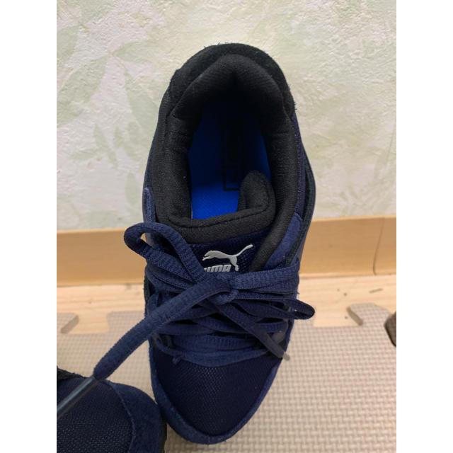 PUMA(プーマ)のキッズスニーカー 19cm プーマ キッズ/ベビー/マタニティのキッズ靴/シューズ(15cm~)(スニーカー)の商品写真