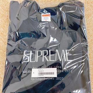 Supreme - 新品未使用 supreme anno domini tee