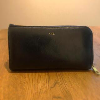 アーペーセー(A.P.C)のアーペーセ 長財布(財布)