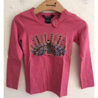 マークバイマークジェイコブス(MARC BY MARC JACOBS)の未使用 Marc Jacobsマークジェイコブス長袖Tシャツピンク4A102cm(Tシャツ/カットソー)