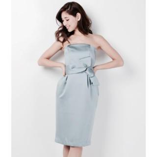 LagunaMoon(ラグナムーン)のLAGUNAMOON ドレス レディースのフォーマル/ドレス(ミディアムドレス