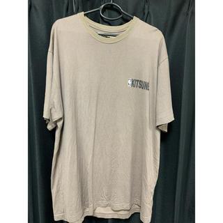 メゾンキツネ(MAISON KITSUNE')のMAISON KITSUNE×NBA コラボTシャツ(限定盤)(Tシャツ/カットソー(半袖/袖なし))