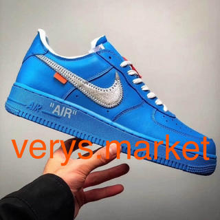 OFF-WHITE - AIR FORCE 1 LOW MCA OFF WHITE