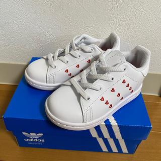 adidas - adidas アディダス スタンスミス ベビーシューズ 13cm