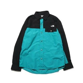 THE NORTH FACE - 新品)ノースフェイス ヌプシ シャツ Nuptse Shirt