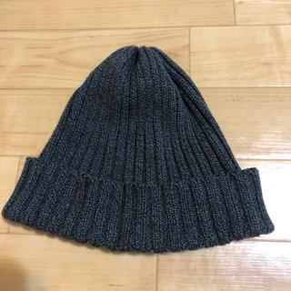 ビームス(BEAMS)のハイランド2000 ニット帽 グレー(ニット帽/ビーニー)