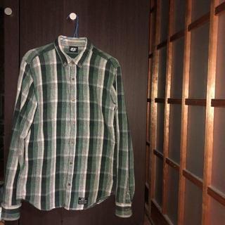 ディーゼル(DIESEL)のチェックシャツ 55DSL(シャツ)