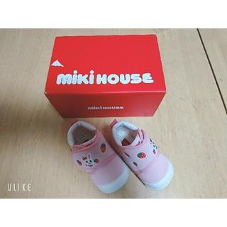mikihouse - MIKIHOUSE 新品 ベビーシューズ