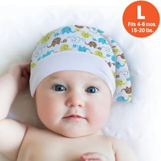 ニホンイクジ(日本育児)のエンジェルキャップ 向き癖防止 帽子 絶壁対策(その他)