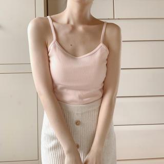 Lochie - pink camisole