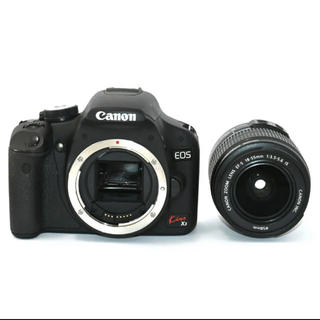 Canon - Canon Kiss x3