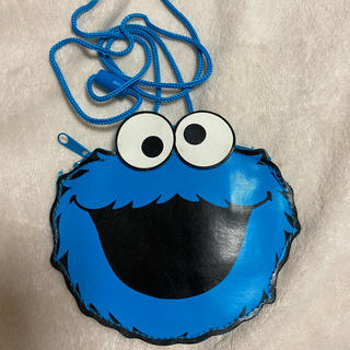 セサミストリート(SESAME STREET)のクッキーモンスター 財布(財布)