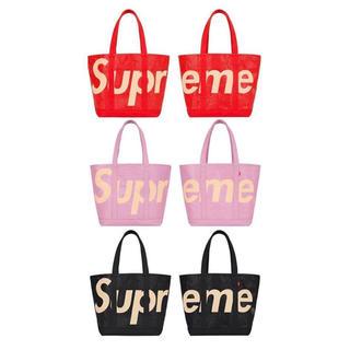 シュプリーム(Supreme)のSupreme Raffia Tote Bag 三色セット(トートバッグ)