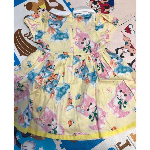 Shirley Temple(シャーリーテンプル)のシャーリーテンプル ワンピース キッズ/ベビー/マタニティのキッズ服女の子用(90cm~)(ワンピース)の商品写真