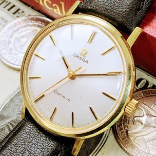 オメガ(OMEGA)の#643【大人のカッコ良さ】オメガ 動作良好 OH済 メンズ 腕時計 (腕時計(アナログ))