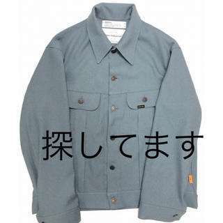 アンユーズド(UNUSED)のDAIRIKU regular Polyester Jacket(ブルゾン)